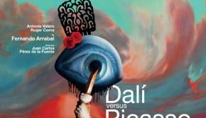 Dalí versus picasso en el museo del vino