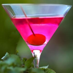 Rose Wine Cóctel