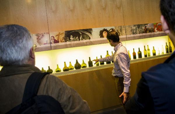 botellas museo vivanco