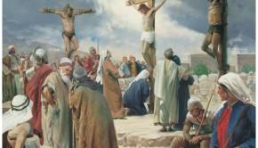 crucifixion jesus harry anderson