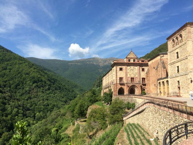 monasterio senora valvanera