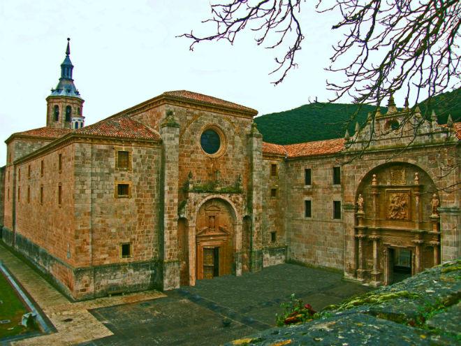 monasterios la rioja
