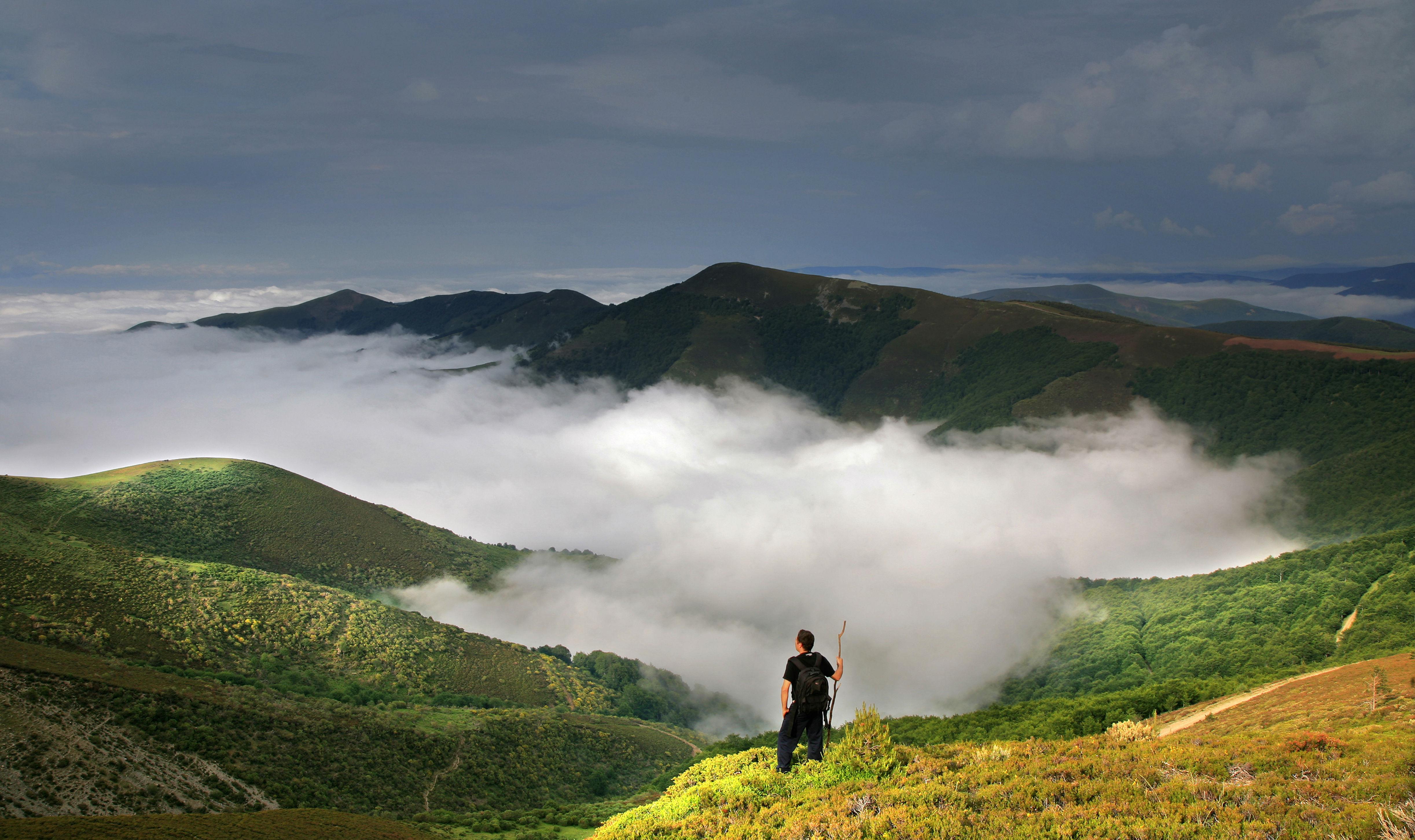 10 paisajes oto ales de ensue o en la rioja vivanco - Imagenes paisajes otonales ...