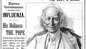 Papa León XIII - Vino Mariani