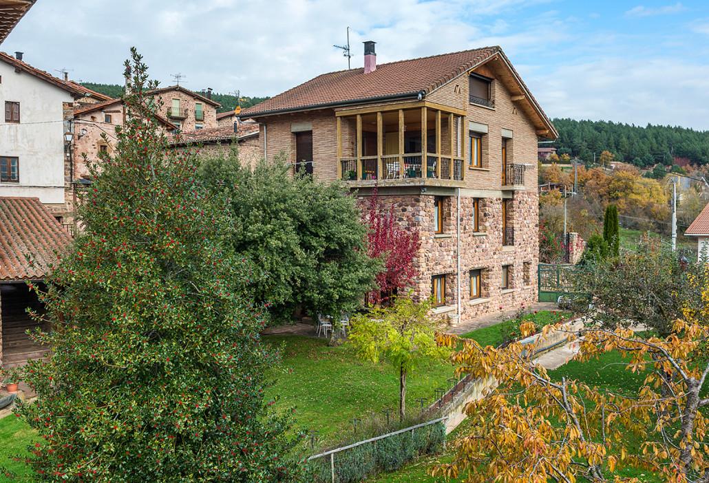 Disfruta de la rioja alta en las mejores casas rurales vivanco - Casas rurales logrono ...