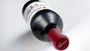 botella vivanco crianza