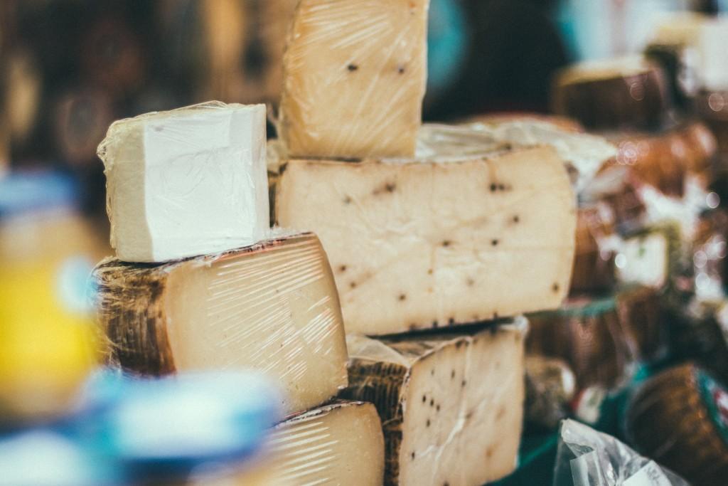 cortes tipos quesos