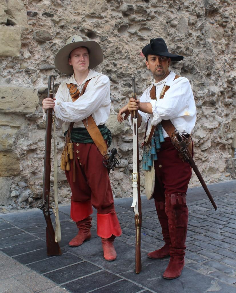 soldados castellanos fiestas san bernabe