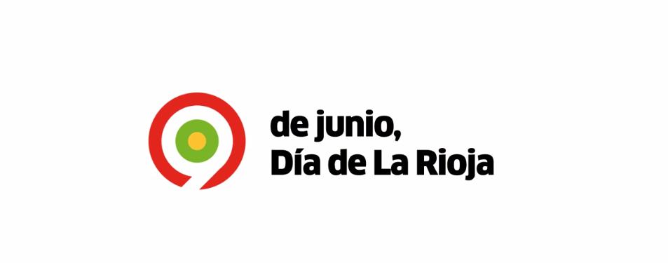 logotipo dia de la rioja