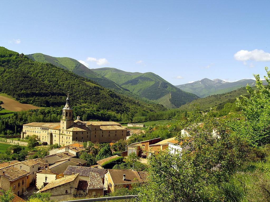 monasterio san millan cogolla