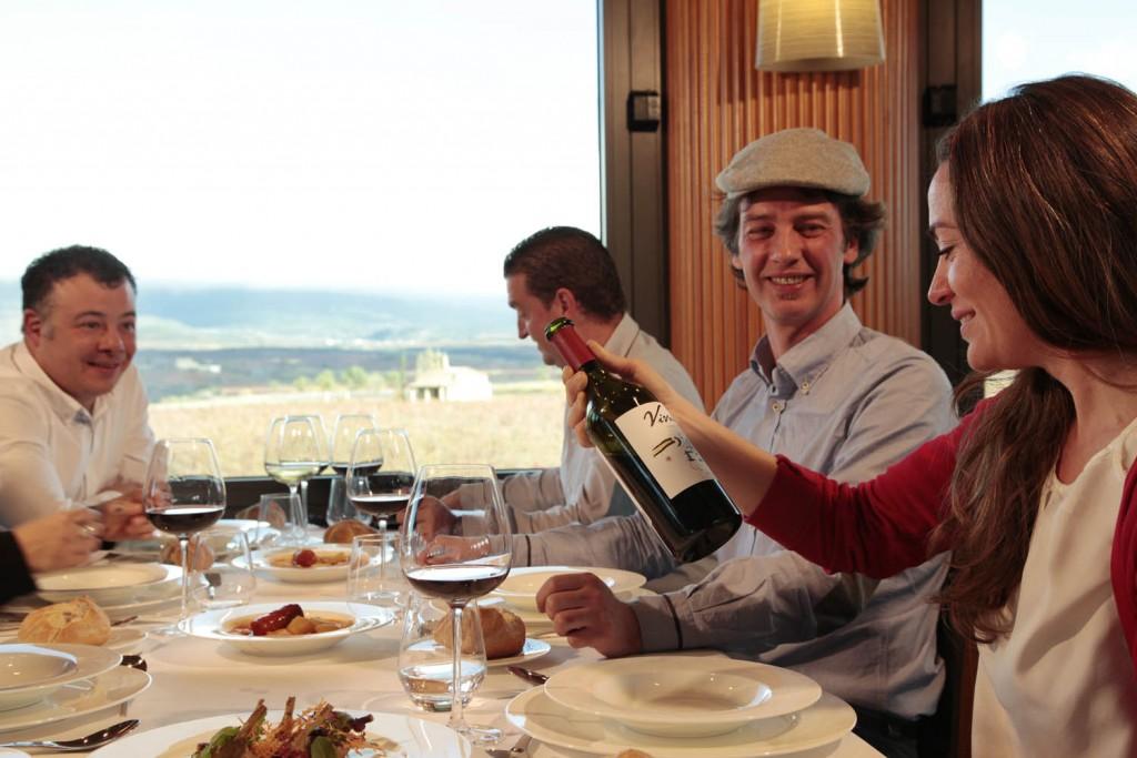 restaurante vivanco cultura de vino