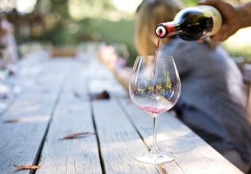 vaso vino copa