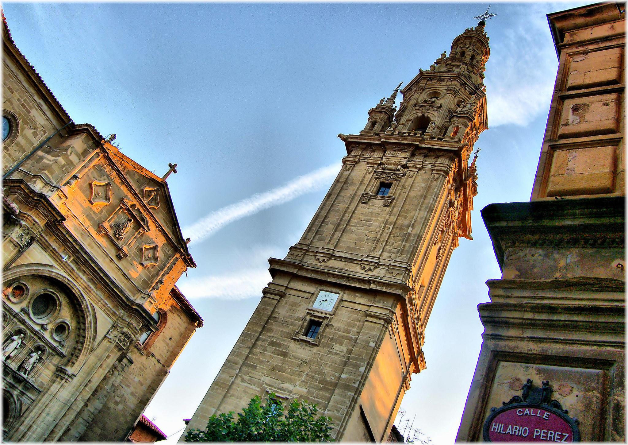 Torre de la Catedral de Santo Domingo de La Calzada | Blog de Vivanco