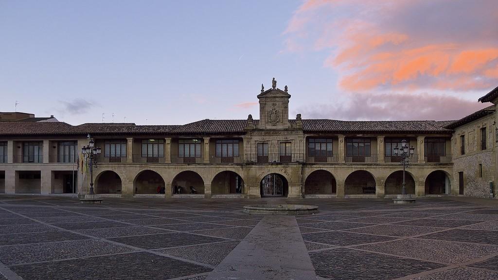 Santo Domingo de la Calzada - Ayuntamiento  | Blog de Vivanco