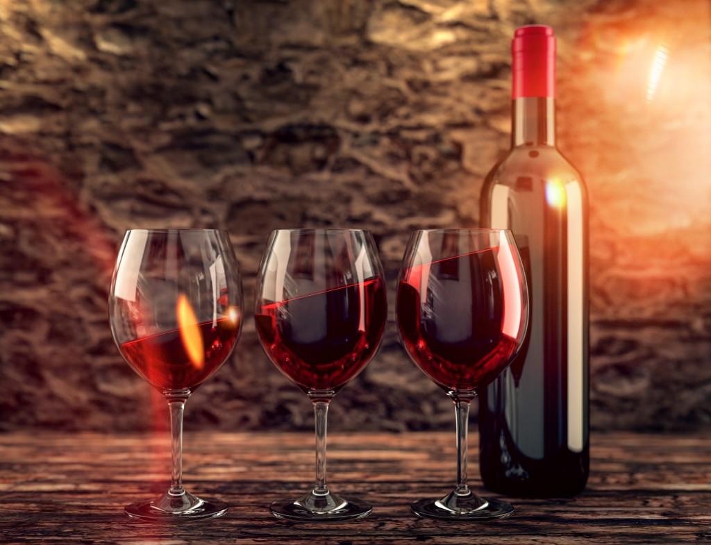 copas vino tinto