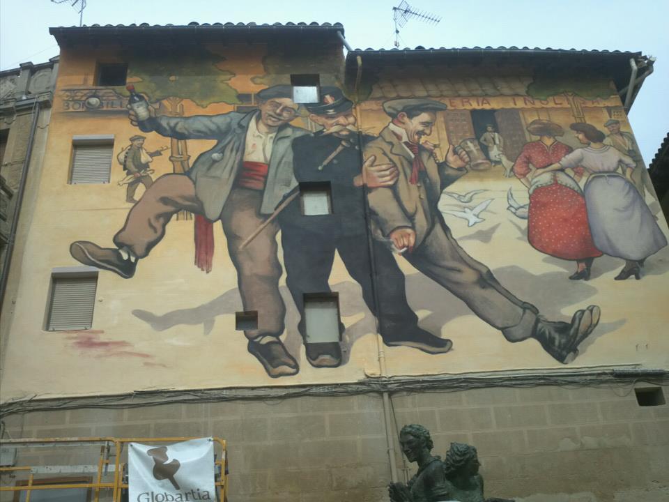 costumbres jarreras mural