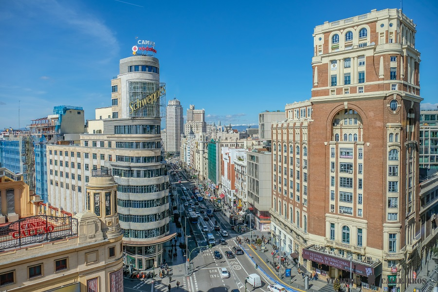 mirador madrid gran via