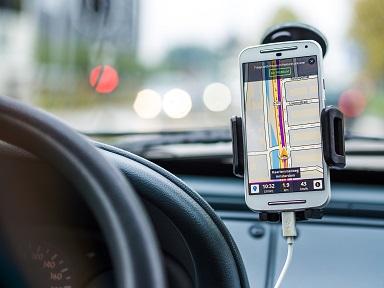navegacion app smartphone