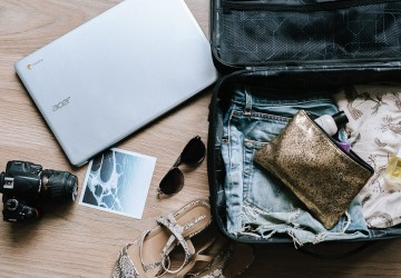 maleta equipaje bolso