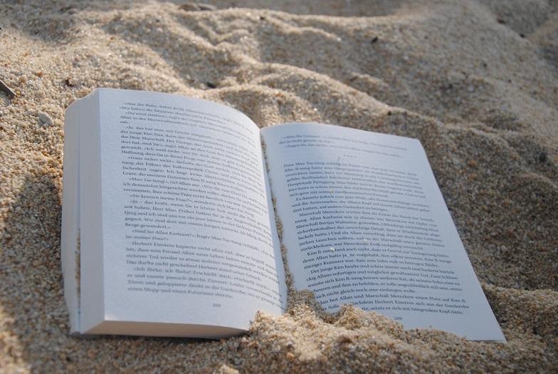 libro arena lectura paginas