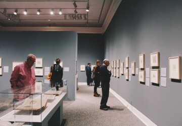 exposicion personas museo