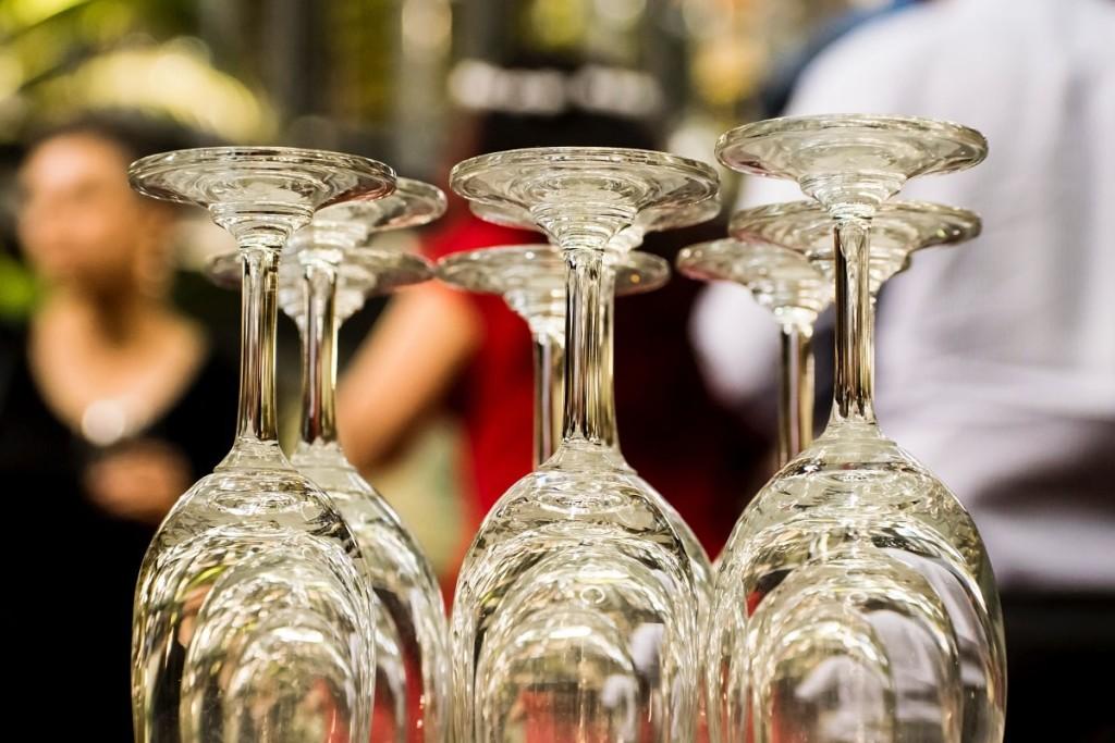 tallo copas vino