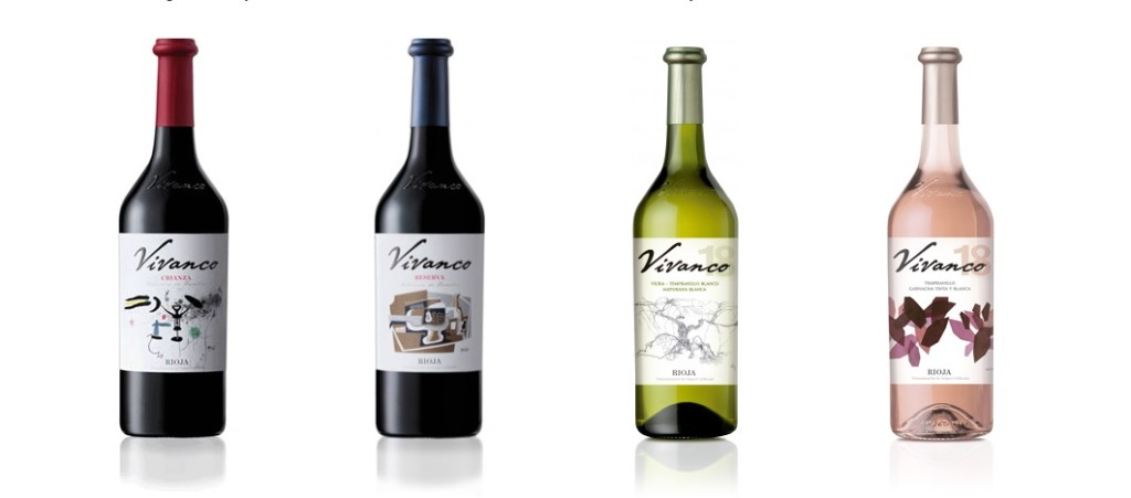 vivanco botellas vino