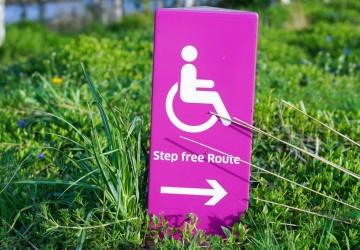 hierba senal discapacitados
